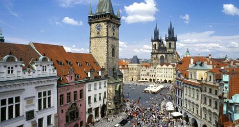Prag - Res till Prag