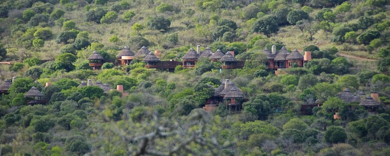 Thanda Main Lodge – überlyxigt