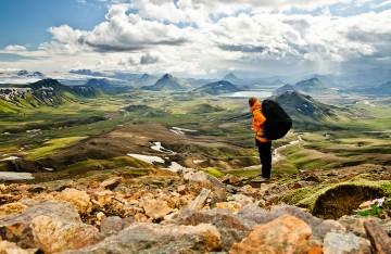 Island - En naturupplevelse