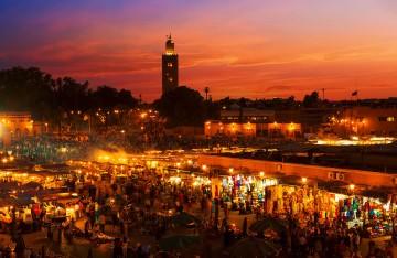 Res till Marrakech